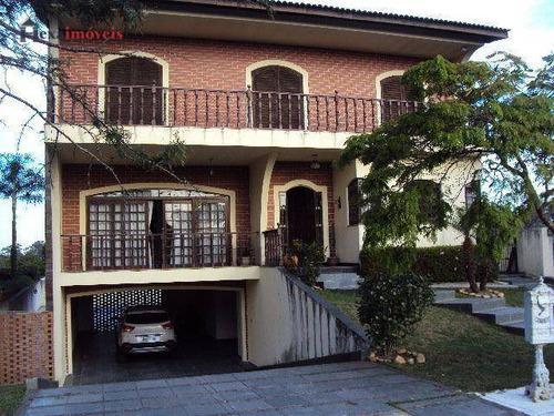 Imagem 1 de 30 de Casa Com 4 Dormitórios À Venda, 460 M² Por R$ 1.400.000 - Residencial Das Estrelas - Barueri/sp - Ca0622