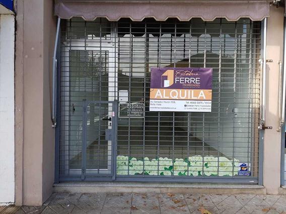 Alquiler De Local En Bella Vista