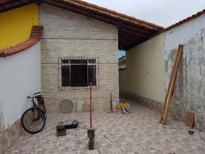 Casa No Jardim Laranjeiras, Em Itanhaém, Com 125m², Ref 3552