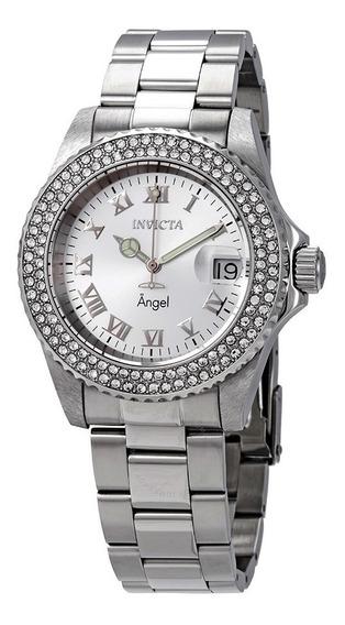 Promoção Relógio Feminino Invicta Original Angel 2021