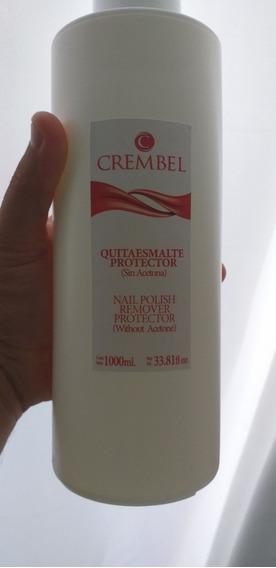 Quitaesmalte Con Queratina Crembel (sin Acetona)