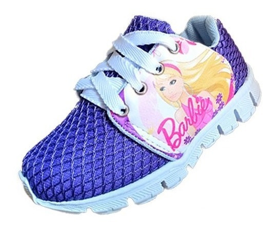 Tênis Infantil Minnie, Unicórnio, Barbie Super Promoção