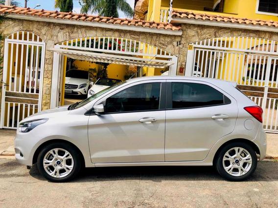 Ford Ka 1.5 Sel Flex 5p 2018