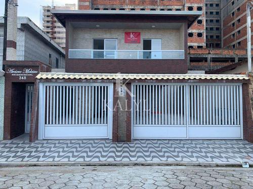 Sobrado De Condomínio Com 2 Dorms, Ocian, Praia Grande - R$ 250 Mil, Cod: 5405 - V5405