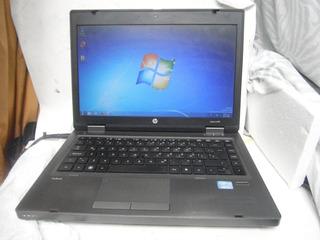 Laptop Hp 6460b Corei5, Ssd480, 8gb Ram Wifi Win 10