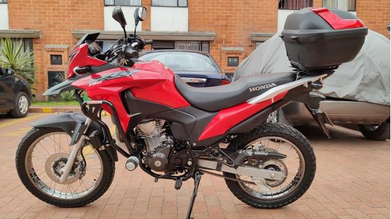 Honda Xre 190 Roja Con Exploradoras