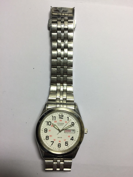 Reloj Citizen Ferrocarrilero Cuarzo