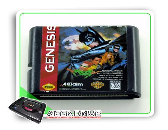 Batman Forever Sega Mega Drive / Genesis - Novo