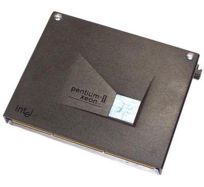 Processador Intel Pentium2 Xeon 450 Sl2xj + Dissipador