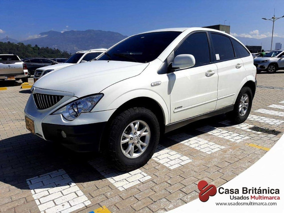 Ssanyong Actyon Mecanico 4x2 2300cc Gasolina