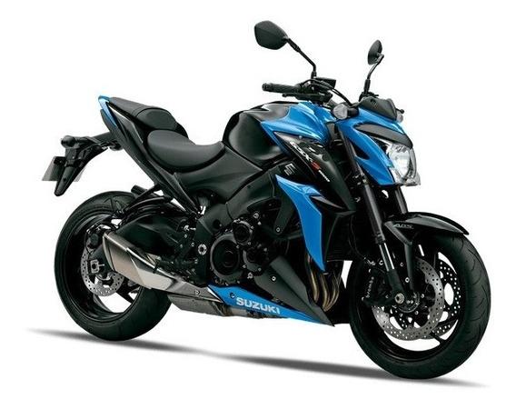 Suzuki Gsx S1000 Naked 2020