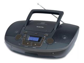 Radio Con Cd Punktal Usb Bluetooth Am Fm Control Remoto