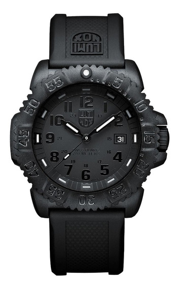 Relógio Luminox Navy Seal 3051.bo Colormak Black