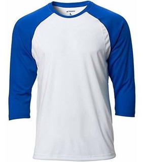 Champro Juego Completo Camiseta Manga 3/4 Beisbol