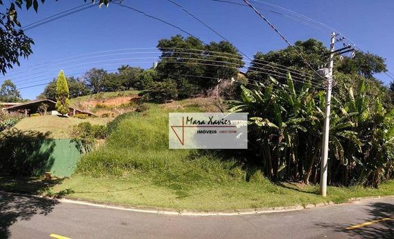 Terreno À Venda, 1000 M² Por R$ 210.000 - Condomínio Chácaras Do Lago - Vinhedo/sp - Te0804