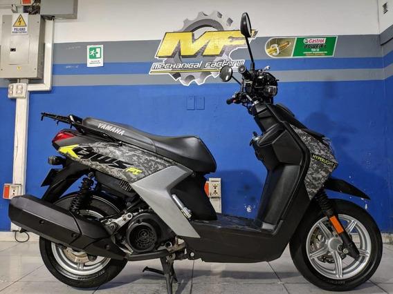 Yamaha Bws Fi Modelo 2018 Buen Estado