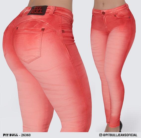 Calça Pit Bull Pitbull Jeans Modela Bumbum Original !