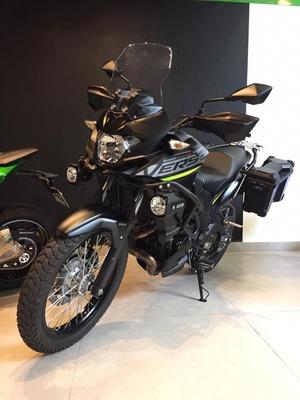 Kawasaki Versys 300 - Yamaha Xre 300 2020 - Rebeca