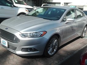 Ford Fusion Ecoboost 2013