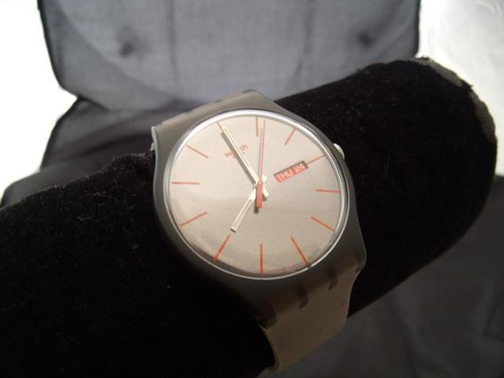 Relógio Swatch New Gent Warm Rebel Suom702