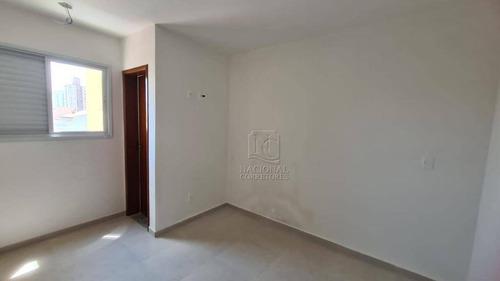 Cobertura À Venda, 107 M² Por R$ 390.000,00 - Vila Marina - Santo André/sp - Co5050