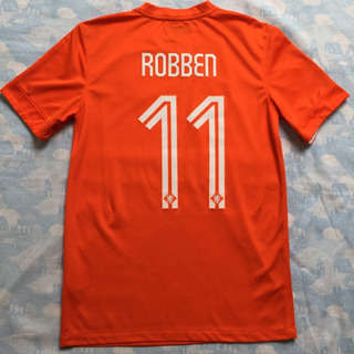 577962-815 Camisa Nike Holanda Home 2014 P 11 Robben Fn1608
