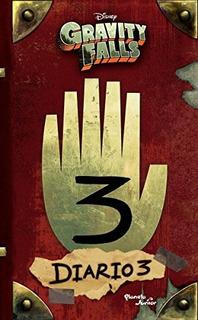 Libro Gravity Falls Diario 3 *sk
