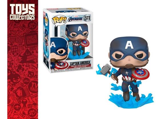 Funko Pop - Capitan America 573 Avengers Endgame