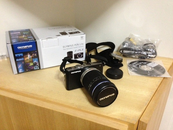 Camera Olympus E-pl3 Micro 4/3 28-300mm