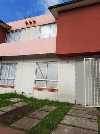 Casa En Condominio, Venta, Los Álamos, Chalco Estado De México