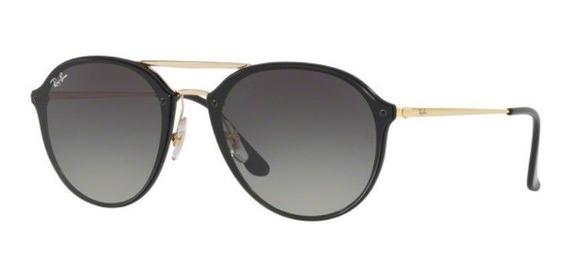 Oculos Sol Ray Ban Blaze Doublebridge Rb4292n 601 11 62mm Pr