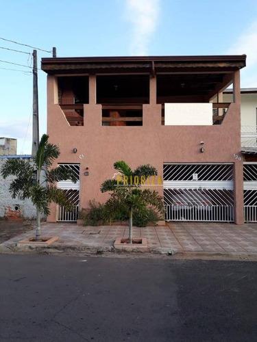 Imagem 1 de 15 de Casa À Venda, 68 M² Por R$ 296.800,00 - Jardim Novo Horizonte - Sorocaba/sp - Ca0281