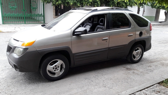 Pontiac Aztek 3.4 Q Gt Piel Qc At 2001