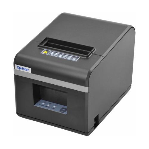 Imagen 1 de 6 de Impresora Térmica Pos 80mm De Alta Velocidad Con Cortadora