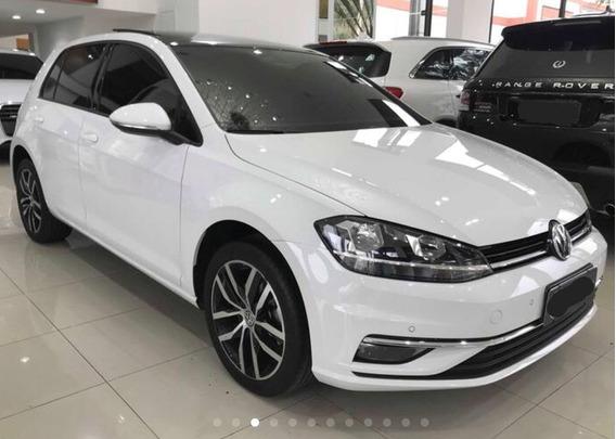 Volkswagen Golf Tsi 2018 Exclusivo Banco Em Couro