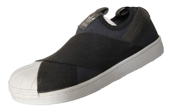 Tênis adidas Superstar Slip On Original - Mega Oferta