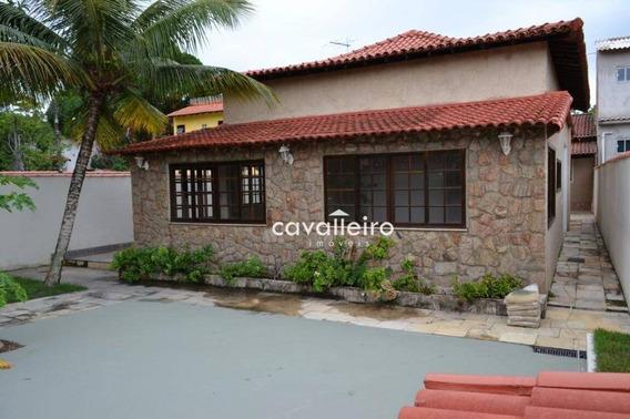 Casa Residencial À Venda, Jardim Interlagos (ponta Negra), Maricá. - Ca2541