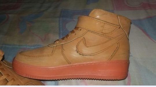 Botas Nike Force