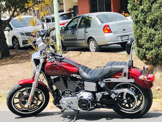 Harley-davidson Dyna Low Rider 2017 5mil Kms Nacional Nueva