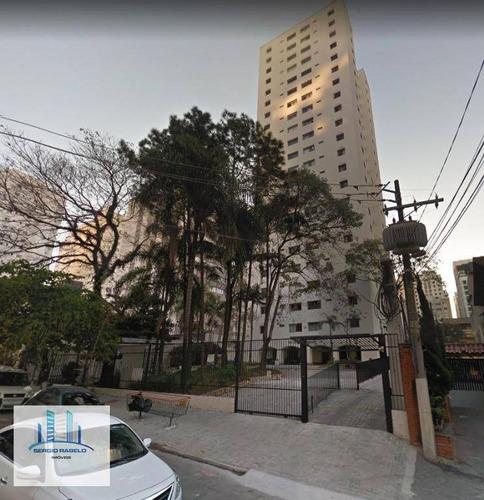 Apartamento  Residencial Para Locação, Moema, São Paulo. - Ap1769