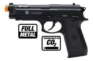 Pistola Air Soft Co2 - Cybergun - Pt92 Full Metal - 6mm