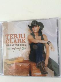Cd Terri Clark Greatest Hits 1994/2004 Lacre De Fábrica, Ori