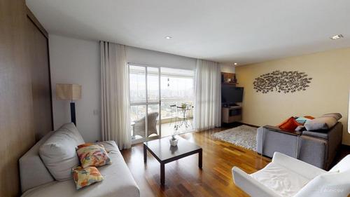 Apartamento Com 3 Dormitórios À Venda, Alto Da Lapa - São Paulo - 12714