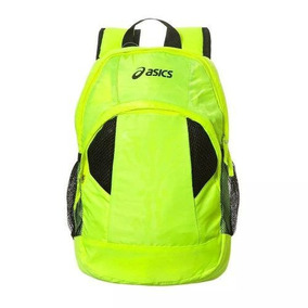 Mochila Asics: Sports Mesh - Safety Yellow - Pronta Entrega