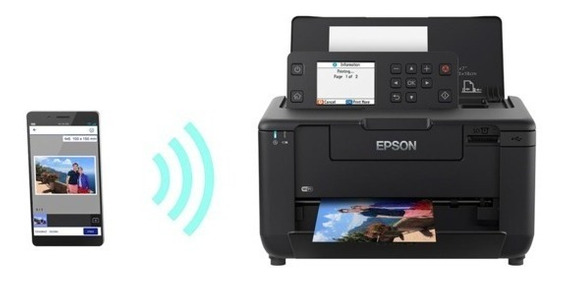 Impressora Fotográfica Epson Pm525 Picturemate Wifi Wespetec