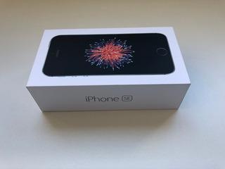 iPhone SE 32gb Cinza Espacial - Ótimo Estado E Nota Fiscal