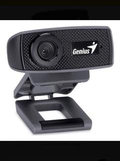 Webcam Genius 1000x Facecam 720p Con Micrófono