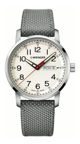 Relógio Suiço Wenger Atitude Grey 01.1541.106