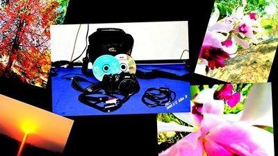 Câmera Digital Nikon Coolpix L21 Com Bolsa E Acessórios