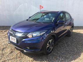 Honda Hrv 2016 Azul ,aut Excelente Estado